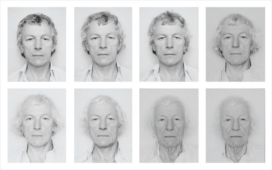 "Vecchiaia nell'Arte - R. Opalka, ""Self-portraits"", 1965-2011"